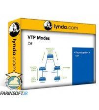 دانلود آموزش Lynda CCNP Switching (300-115) Cert Prep: 1 Layer 2 Technologies