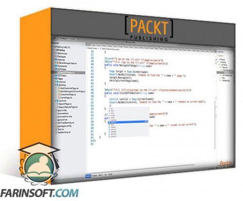 آموزش PacktPub Automated UI Testing in C#