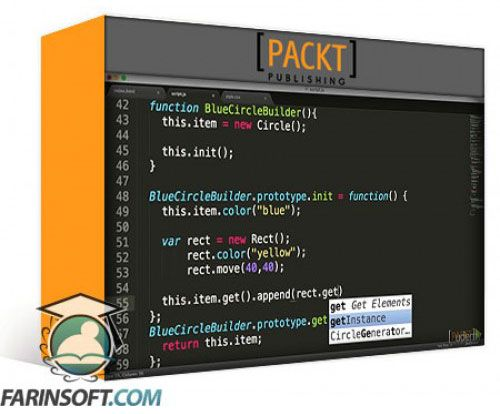 آموزش PacktPub JavaScript Design Patterns 20 Patterns for Advancing Your JavaScript Skills
