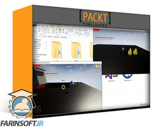 آموزش PacktPub Building a Multiplayer 3D Platformer