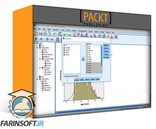 آموزش PacktPub Learning IBM SPSS Statistics