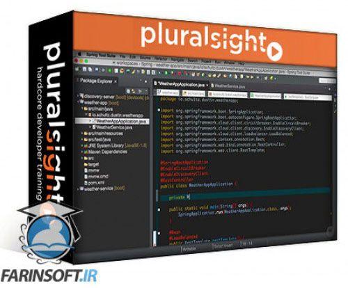 آموزش PluralSight Spring Cloud Fundamentals