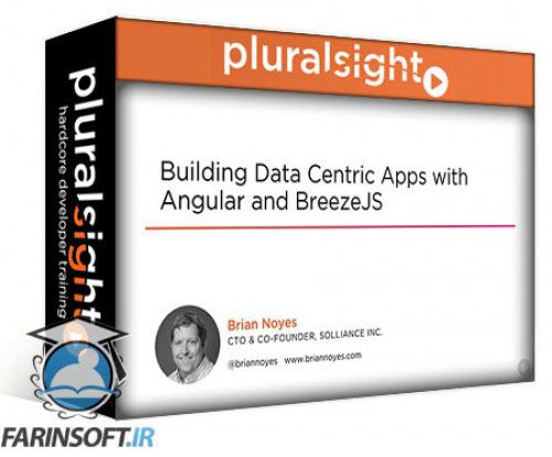 آموزش PluralSight Building Data Centric Apps with Angular and BreezeJS