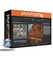 دانلود آموزش PluralSight Establishing a Texturing Pipeline Between MARI and Maya