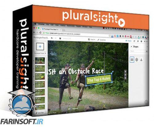 آموزش PluralSight Getting Started with Prezi a PowerPoint Alternative for Presentations