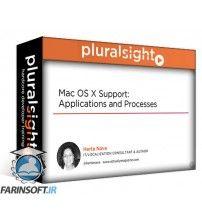 آموزش PluralSight Mac OS X Support: Applications and Processes
