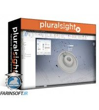 دانلود آموزش PluralSight 2D to 3D Conversion with Inventor