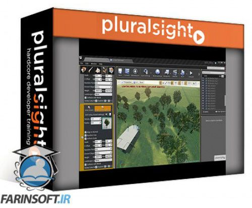 آموزش PluralSight Introduction to Unreal Engine 4
