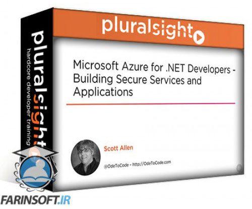 آموزش PluralSight Microsoft Azure for .NET Developers – Building Secure Services and Applications
