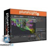 آموزش PluralSight Cinema 4D Mograph Fundamentals