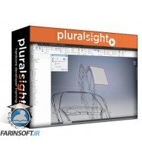 آموزش PluralSight Inventor: Working with Curves and Splines