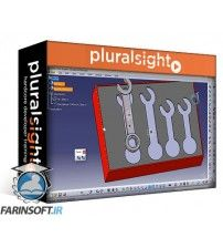 دانلود آموزش PluralSight CATIA V5 Essentials: Working with Configurations