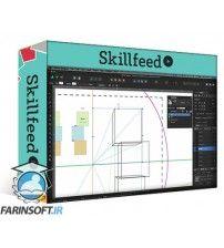 دانلود آموزش Skillshare Get Better at Perspective Drawing: Basic Project 01