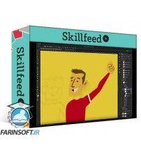 آموزش SkillFeed Illustrate a Sporting Scenario: From Concept to Final Artwork