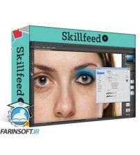 آموزش SkillFeed Adding Makeup In Photoshop