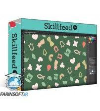آموزش SkillFeed Pattern Design: Creating Seamless Repeats in Photoshop