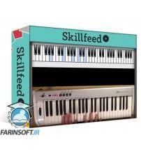آموزش SkillFeed Quick Piano using an innovative shapes method: 50000 minutes viewed so far! As featured on BBC News