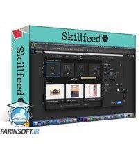 آموزش SkillFeed Photoshop For UI / UX : Things you must know