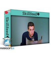 دانلود آموزش Skillshare YouTube Audio and Video Production – The Complete Course!