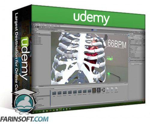 آموزش udemy internet of things using augmented reality in