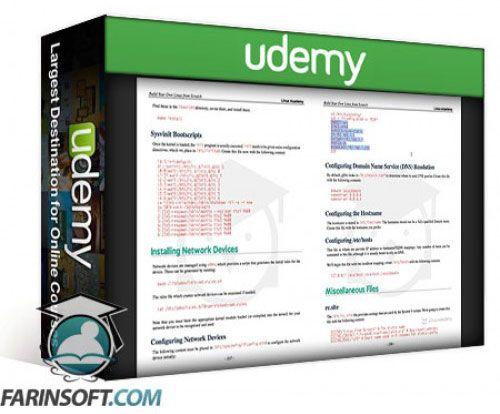 آموزش Udemy LinuxAcademy BYOL: Build Your Own Linux From Scratch