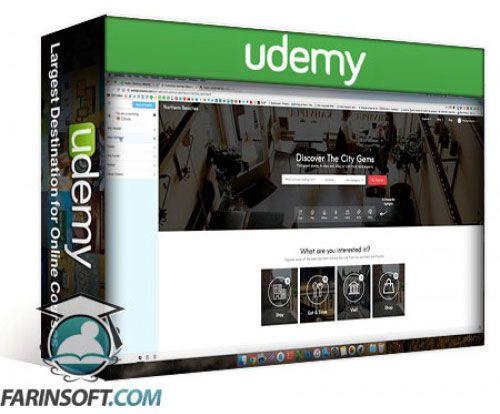 آموزش Udemy Build A Directory Website