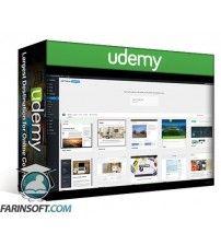 آموزش Udemy Build A Restaurant Website