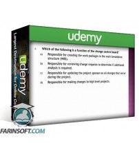 آموزش Udemy CompTIA Project+: Project Management 550+ Practice Test