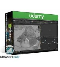 دانلود آموزش Udemy Making Dessert in Houdini