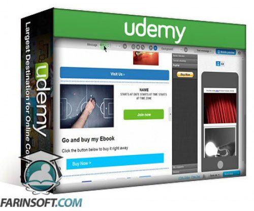آموزش Udemy The Full Getresponse Tutorial for Email Marketing