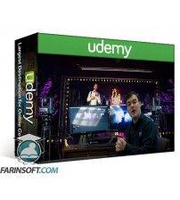 آموزش Udemy Wirecast Video Production and Live Streaming Master Class