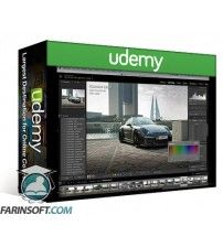 آموزش Udemy Automotive & Car Retouching in Adobe lightroom & Photoshop