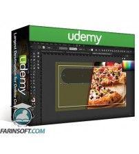 آموزش Udemy Design Tickets and Vouchers in Photoshop and Illustrator