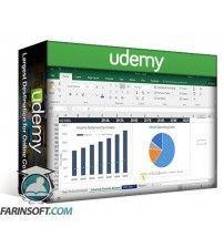 آموزش Udemy Excel Crash Course: Master Excel for Financial Analysis