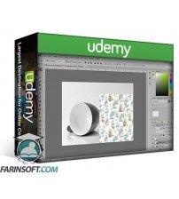 آموزش Udemy Illustrative Surface Patterns Design : From Life To Products