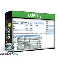 آموزش Udemy Master DAX fundamentals : Power BI, Power Pivot & SSAS