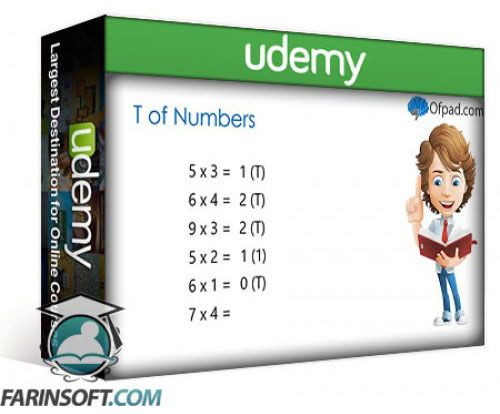 آموزش Udemy Mental Math Tricks To Become A Human Calculator