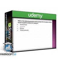 آموزش Udemy AWS Certified Solutions Architect - Associate Practice Tests