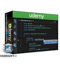 آموزش Udemy Build a Real-world App with ASP.NET Core and Angular 2 (4+)