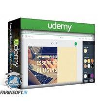 دانلود آموزش Udemy Create Amazing Images, Videos & Web Stories With Adobe Spark