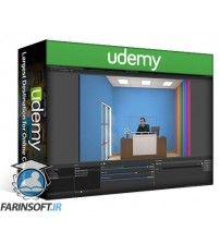 آموزش Udemy Open Broadcaster Software - OBS Live Streaming Course