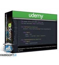 آموزش Udemy Python and Django Full Stack Web Developer Bootcamp