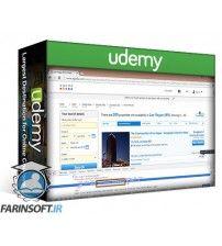 آموزش Udemy Scrape Websites using PhantomJS and CasperJS