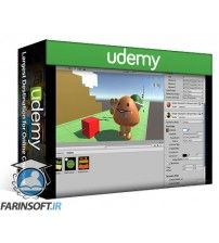 آموزش Udemy Build and model a Super MARLO runner clone in Unity3D