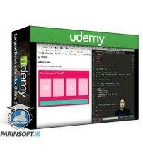 آموزش Udemy Javascript - From Beginner to Pro-Build real world JS apps
