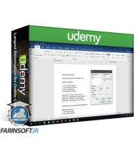 آموزش Udemy Complete Guide to Professional Memos Letters and Reports!