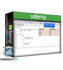 دانلود آموزش Udemy Core Concepts in HTML 5
