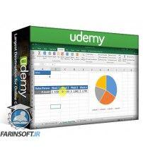 دانلود آموزش Udemy Excel with Top Microsoft Excel Hacks