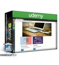 آموزش Udemy Learn Bootstrap: Design a Custom Landing Page in Bootstrap 4