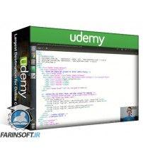 آموزش Udemy Learn Rails: Quickly Code Style and Launch 4 Web Apps